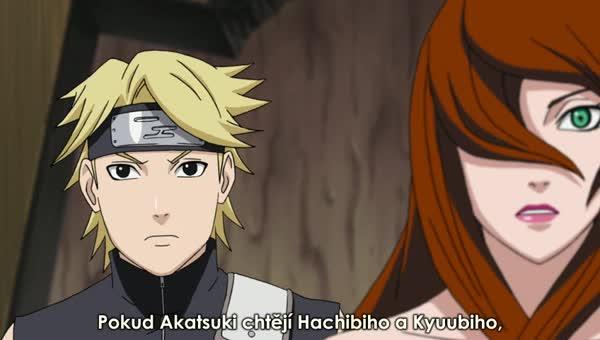 Naruto Shippuuden 205: Vyhlášení války - BORUTO.EU