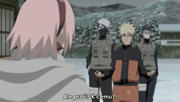 Naruto Shippuuden 206: Sakuřiny city - BORUTO.EU