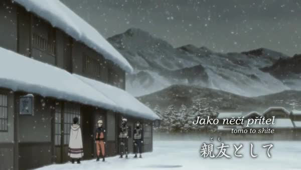 Naruto Shippuuden 208: Jako něčí přítel - NARUTO-SHIPPUDEN.EU