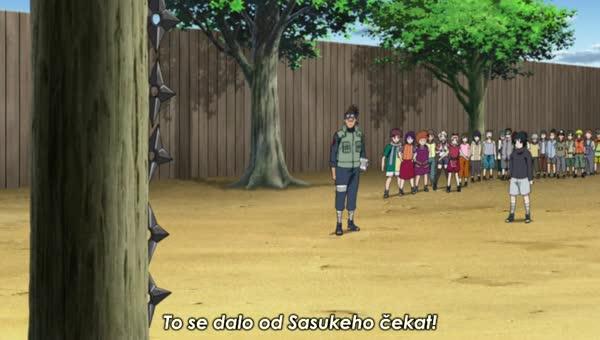 Naruto Shippuuden 213: Ztracená pouta