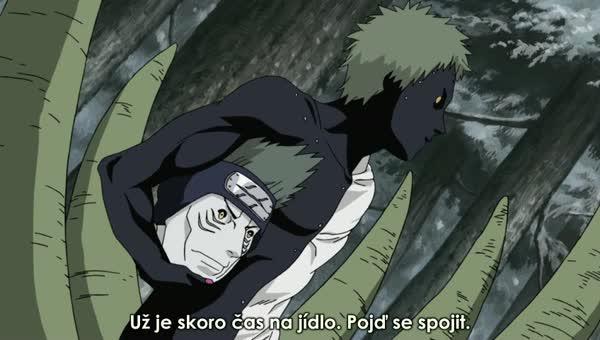 Naruto Shippuuden 217: Špeh - NARUTO-SHIPPUDEN.EU
