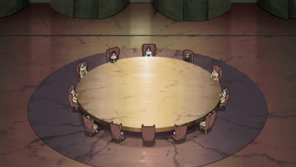Naruto Shippuuden 218: Pět velkých zemí mobilizuje - BORUTO.EU