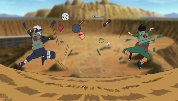 Naruto Shippuuden 219: Hokage, Hatake Kakashi - BORUTO.EU