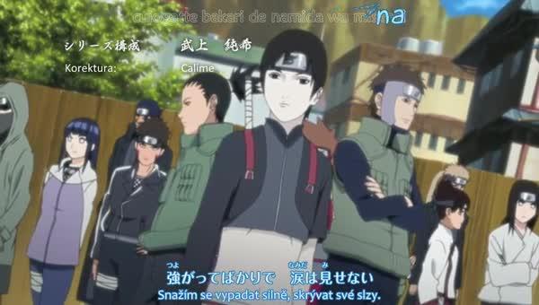 Naruto Shippuuden 225: Prokletá loď duchů