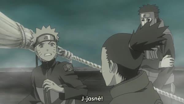 Naruto Shippuuden 231: Uzavřená cesta - BORUTO.EU
