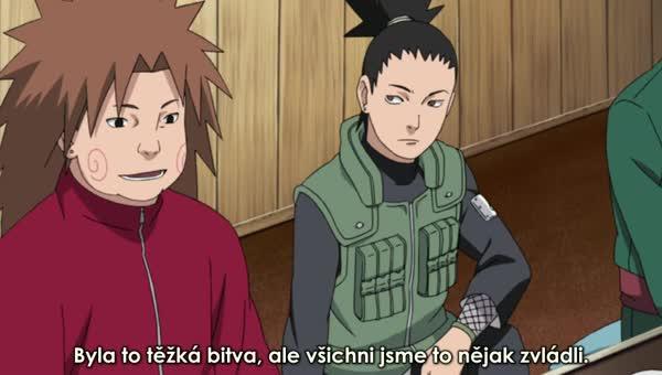Naruto Shippuuden 232: Dámská jízda - BORUTO.EU