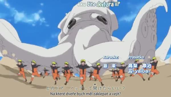 Naruto Shippuuden 233: Podvodník na návštěvě? Naruto