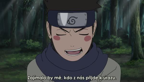 Naruto Shippuuden 234: Narutův nejoblíbenější student - BORUTO.EU