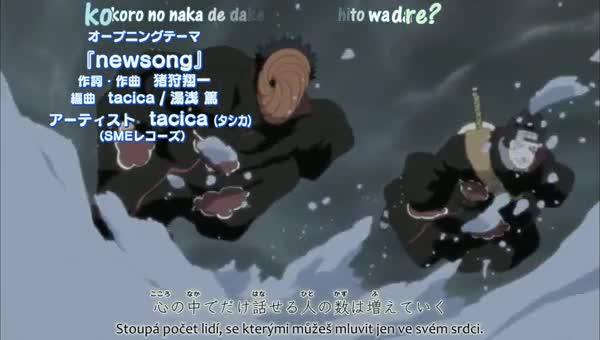 Naruto Shippuuden 237: Á, má vysněná Tsunade-sama