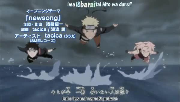 Naruto Shippuuden 240: Kibovo rozhodnutí