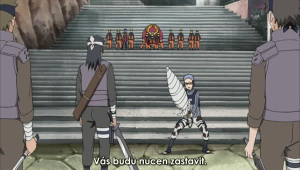 Naruto Shippuuden 242: Narutova přísaha