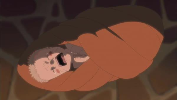 Naruto Shippuuden 248: Smrtelný boj Čtvrtého Hokage!