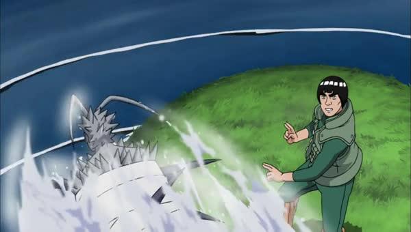 Naruto Shippuuden 250: Bitva v ráji! Podivná šelma vs. Příšera! - BORUTO.EU