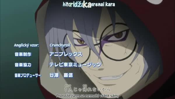 Naruto Shippuuden 252: Andělský posel smrti