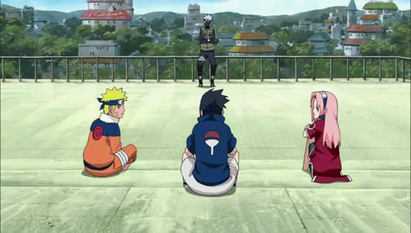 Naruto Shippuuden 257: Setkání - BORUTO.EU