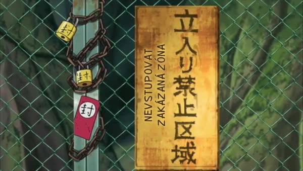 Naruto Shippuuden 258: Rivalové