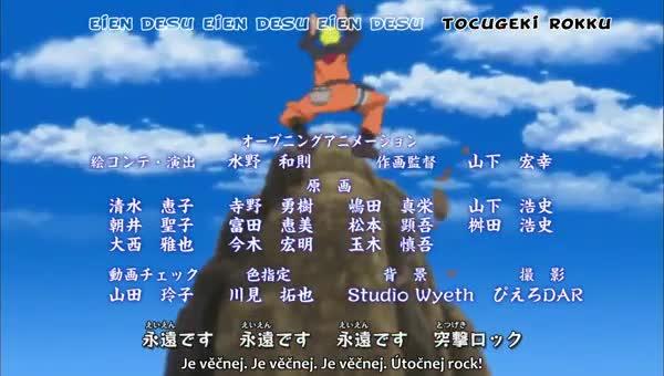 Naruto Shippuuden 259: Trhlina - BORUTO.EU