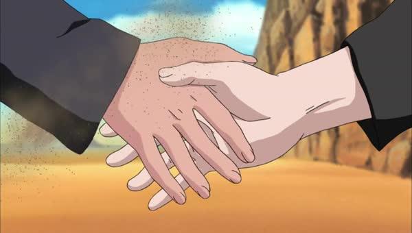 Naruto Shippuuden 261: Pro mého přítele - BORUTO.EU