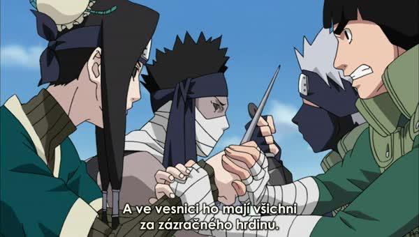 Naruto Shippuuden 265: Návrat starého nepřítele - BORUTO.EU