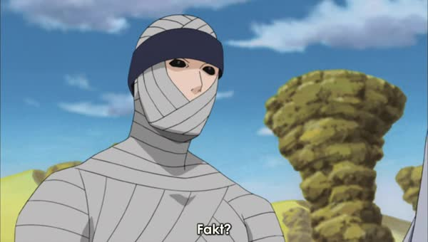 Naruto Shippuuden 267: Geniální válečný poradce z Listové