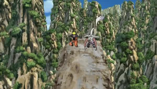 Naruto Shippuuden 276: Útok sochy Gedou