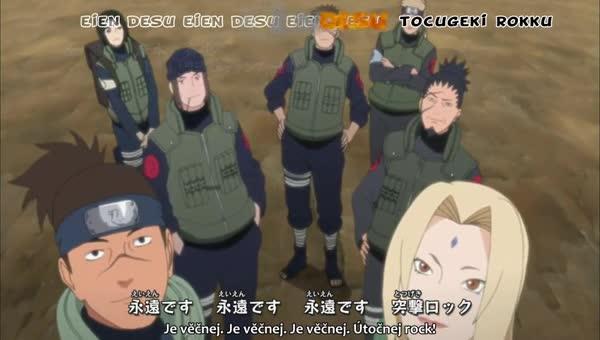 Naruto Shippuuden 277: Pečeť smíru