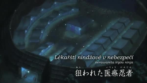 Naruto Shippuuden 278: Lékařští nindžové v nebezpečí - BORUTO.EU