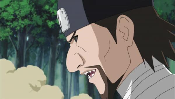 Naruto Shippuuden 284: Helmodrť: Akebino Jinin - BORUTO.EU
