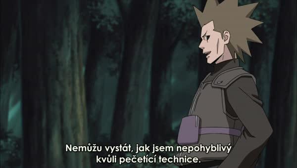 Naruto Shippuuden 285: Shakuton nindža: Pakura z Písečné - BORUTO.EU