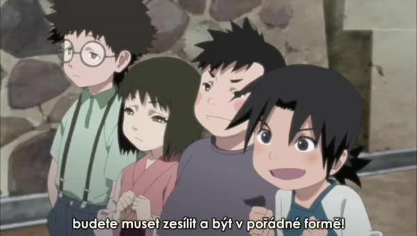 Naruto Shippuuden 292: Síla, ep. 3