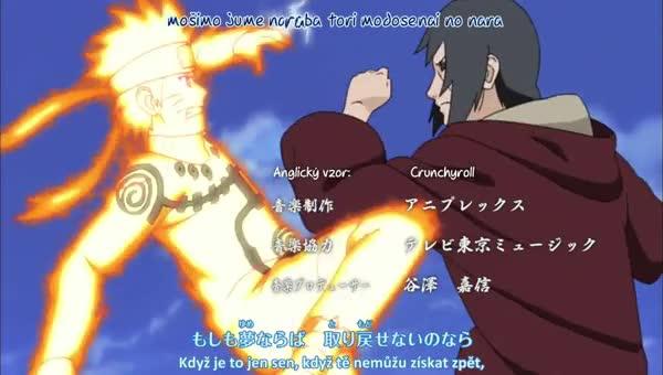 Naruto Shippuuden 293: Síla, ep. 4 - BORUTO.EU