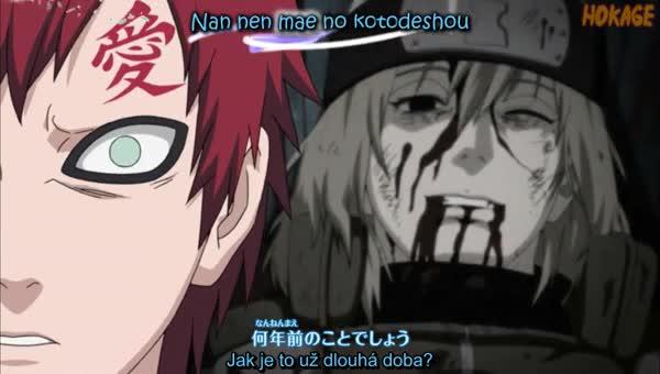 Naruto Shippuuden 294: Síla, ep. 5