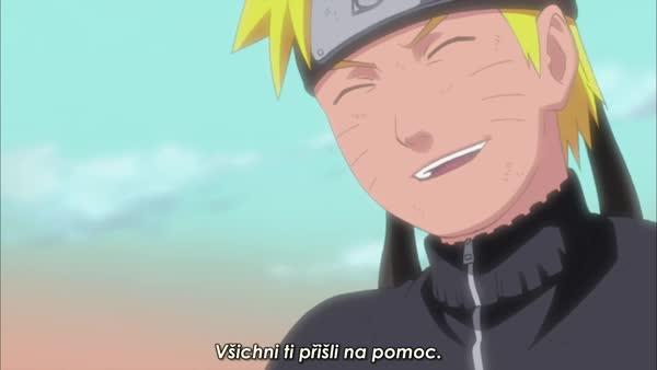 Naruto Shippuuden 297: City otce, láska matky