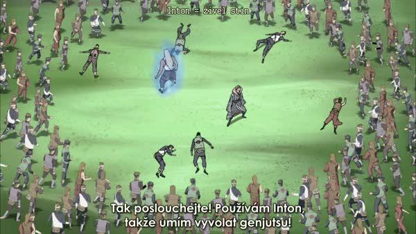 Naruto Shippuuden 300: Mizukage, obří škeble a přeludy