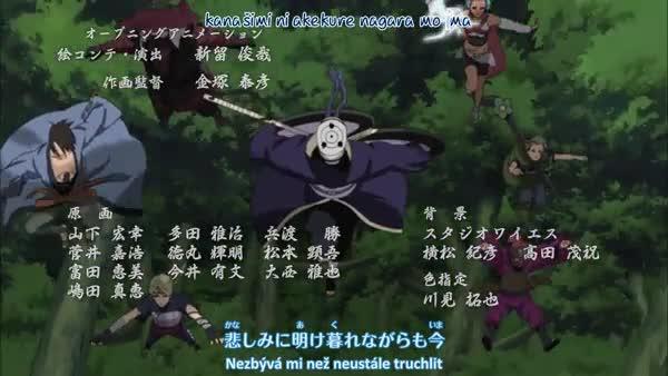 Naruto Shippuuden 302: Hrůza: Opařeni vtipem - NARUTO-SHIPPUDEN.EU