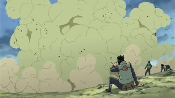 Naruto Shippuuden 303: Duchové minulosti - BORUTO.EU