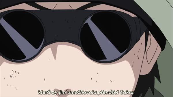 Naruto Shippuuden 304: Otočená technika podsvětí