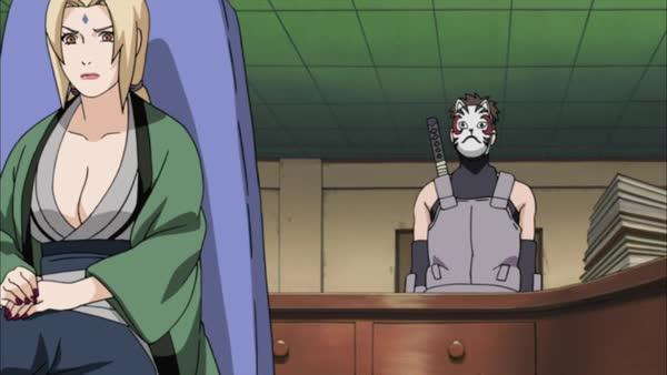 Naruto Shippuuden 309: Mise typu A: Souboj v jídle