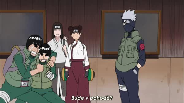 Naruto Shippuuden 311: Prolog k Road to Ninja
