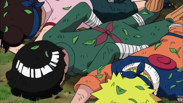 Naruto Shippuuden 312: Starý mistr a Dračí oko - BORUTO.EU