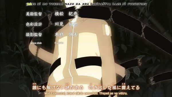 Naruto Shippuuden 313: Déšť, pak sníh a pár blesků