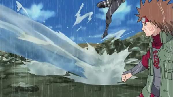 Naruto Shippuuden 313: Déšť, pak sníh a pár blesků - BORUTO.EU