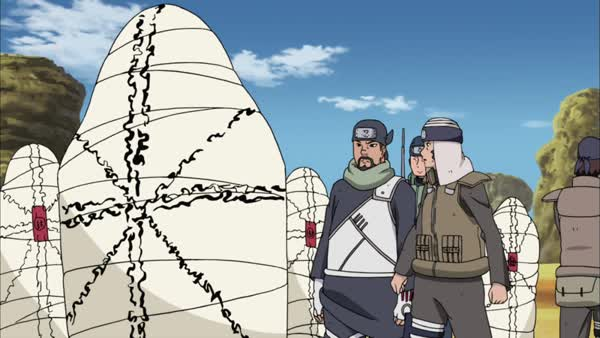 Naruto Shippuuden 316: Oživené spojenecké jednotky - BORUTO.EU