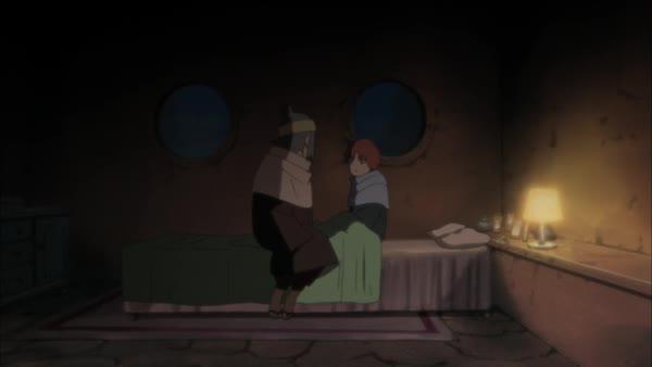 Naruto Shippuuden 319: Duše žijící v loutce