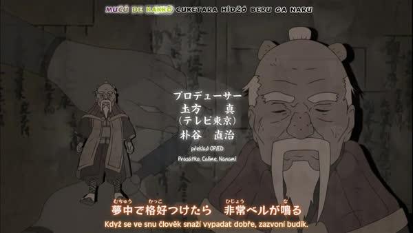 Naruto Shippuuden 321: Posily dorazily!