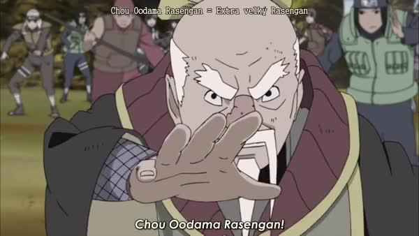 Naruto Shippuuden 322: Uchiha Madara - BORUTO.EU