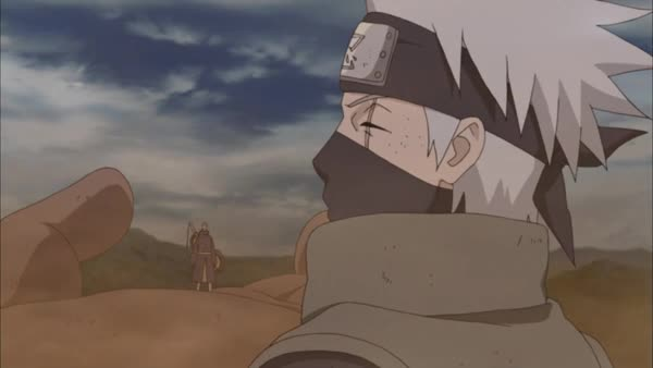 Naruto Shippuuden 326: Yonbi, král poustevnických opic