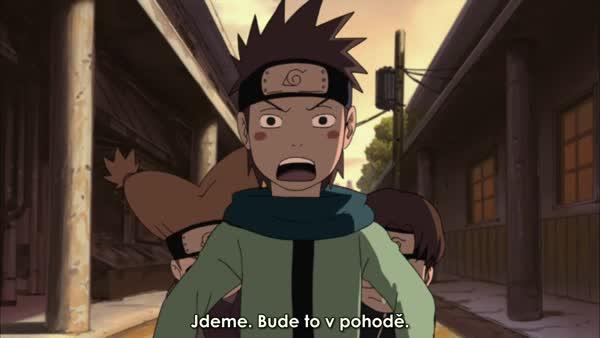 Naruto Shippuuden 331: Oči, které vidí temnotu
