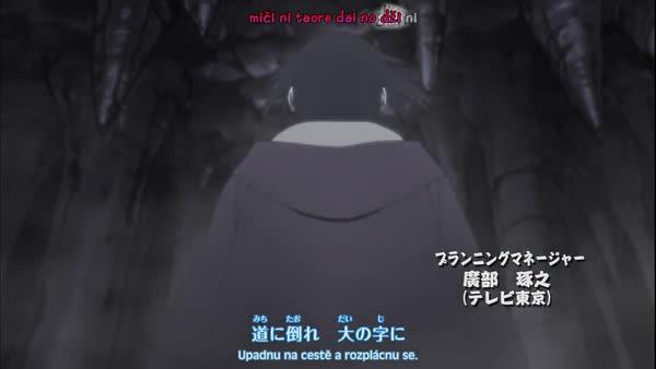 Naruto Shippuuden 339: Vždy tě budu milovat