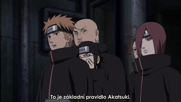 Naruto Shippuuden 348: Noví Akatsuki - BORUTO.EU